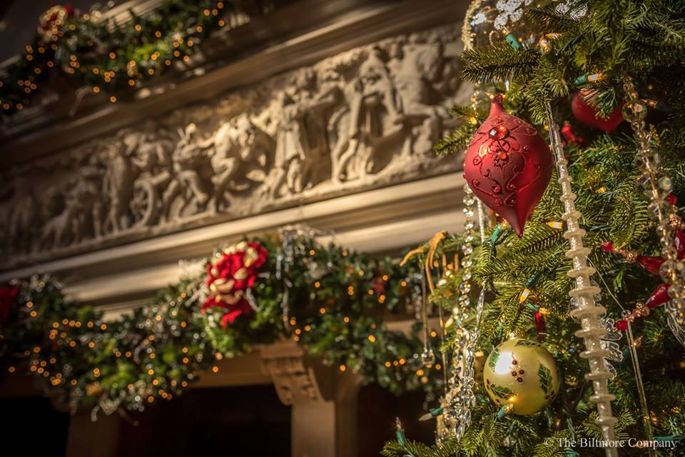 Biltmore estate in asheville takes christmas decor to another level - - scoopnest.com