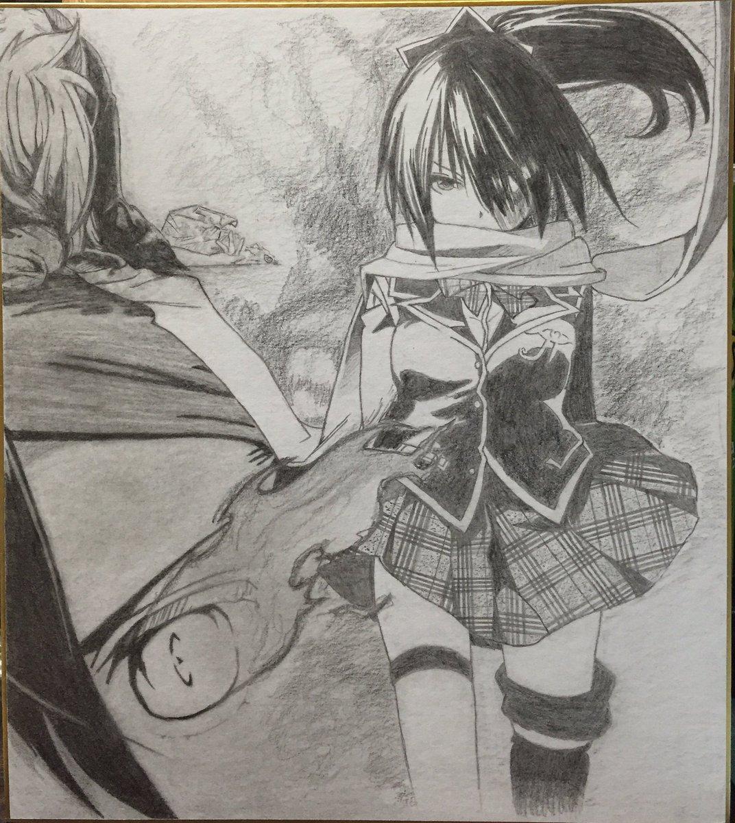 ほんと長かったー4ヶ月かかったー(@_@。毎日描けてたらもー少し早かったかな(^^;ハイ!完成したッス!忍伝2巻から選ん