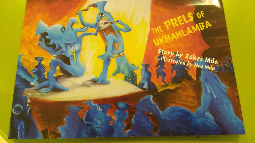 The Prels of Ukhahlamba by @ZakesMda & Neo Mda. This book will be available for sale @Abantu_ . Come & get a copy. https://t.co/ob6rwn4c3q