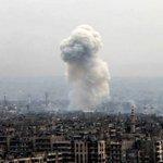 Rebels shell regime areas in Aleppo; Russian nurse killed