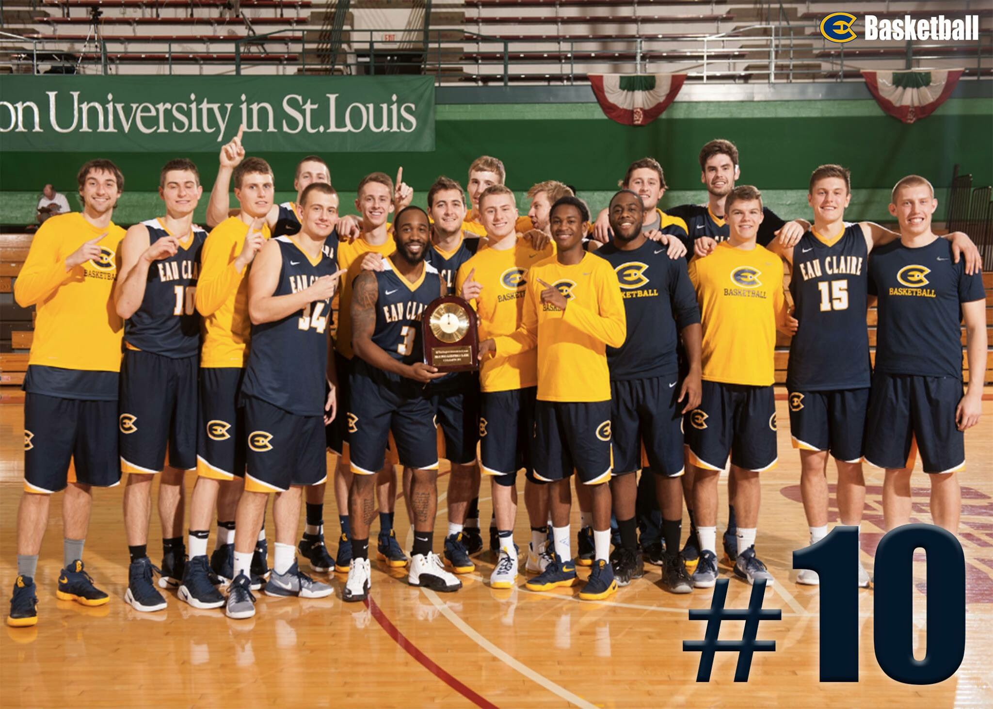 Hard work pays off. Moving up 11 spots to no. 10 in the nation.   #NeverSatisfied https://t.co/6hdautNUmE