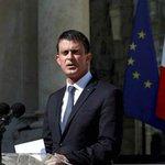 French PM Manuel Valls announces presidential bid, steps down aspremier