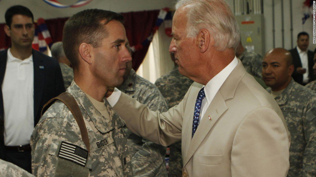 Senate holds emotional vote to rename cancer bill after Joe Biden's late son,