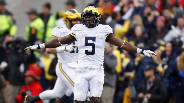 Michigan linebacker Jabrill Peppers among Heisman finalists