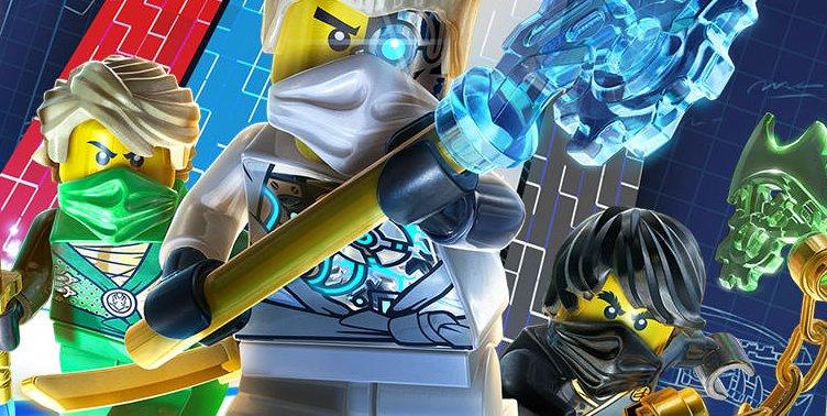 レゴ忍者再び!「LEGO ニンジャゴー ニンドロイド」悪と戦うアクションゲーム! -
