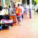 Heavy rain wreaks havoc, causes traffic jams in Dar