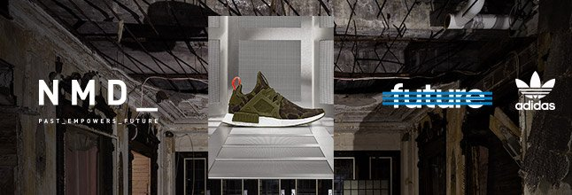 Built for the urban jungle.  The @adidasoriginals #NMD XR1 Camo Pack lands tomorrow, November 25th! https://t.co/Ky7Quk9g9L