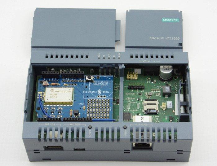 New post: Python & #LoRaWAN enabling the Siemens IoT2020: https://t.co/L2efHM4Un7 https://t.co/KusLDhnxfS