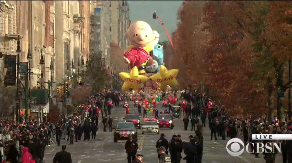 WATCH LIVE: Coverage of the Thanksgiving Day Parade in New York City: