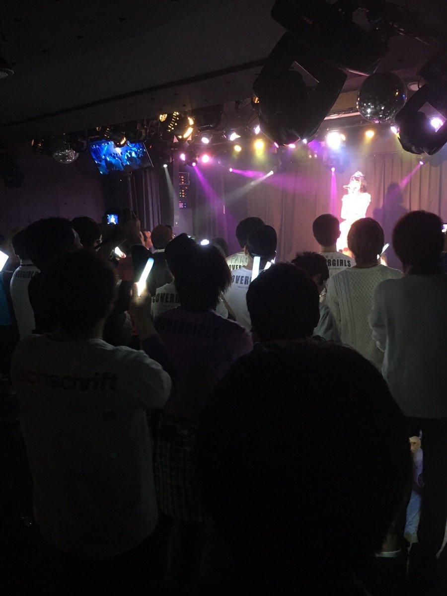 【新チーム】本日は坂東遥の生誕祭でした。そしてTwinBoxでの初めての生誕祭で、初めてのMC初恋タローさん、そして新チ