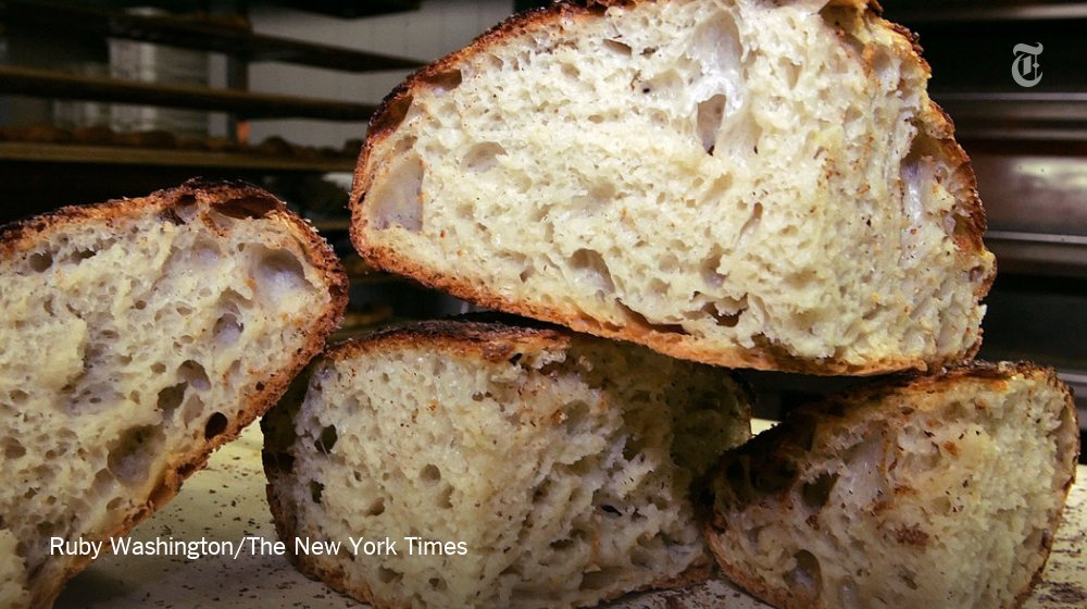 Start this classic no-knead recipe now and have fresh bread at your Thanksgiving table