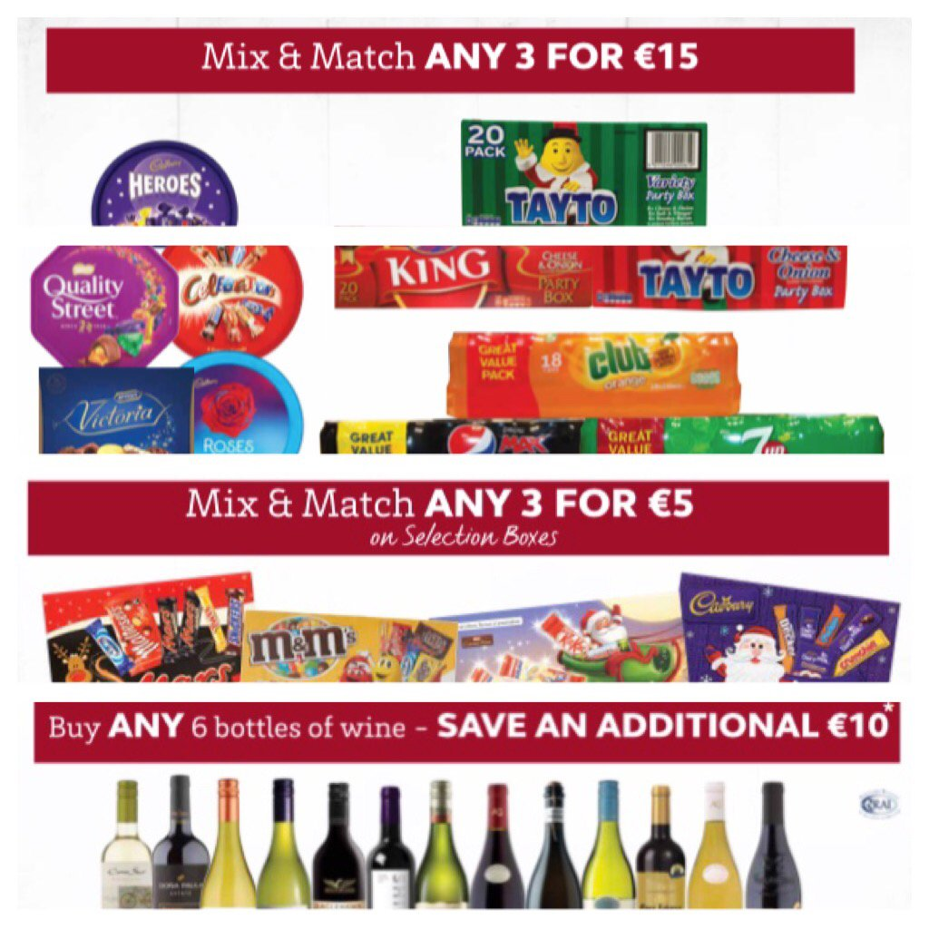 Wow...A week of Amazing Offers! #Christmas https://t.co/Mk5DkTOO20