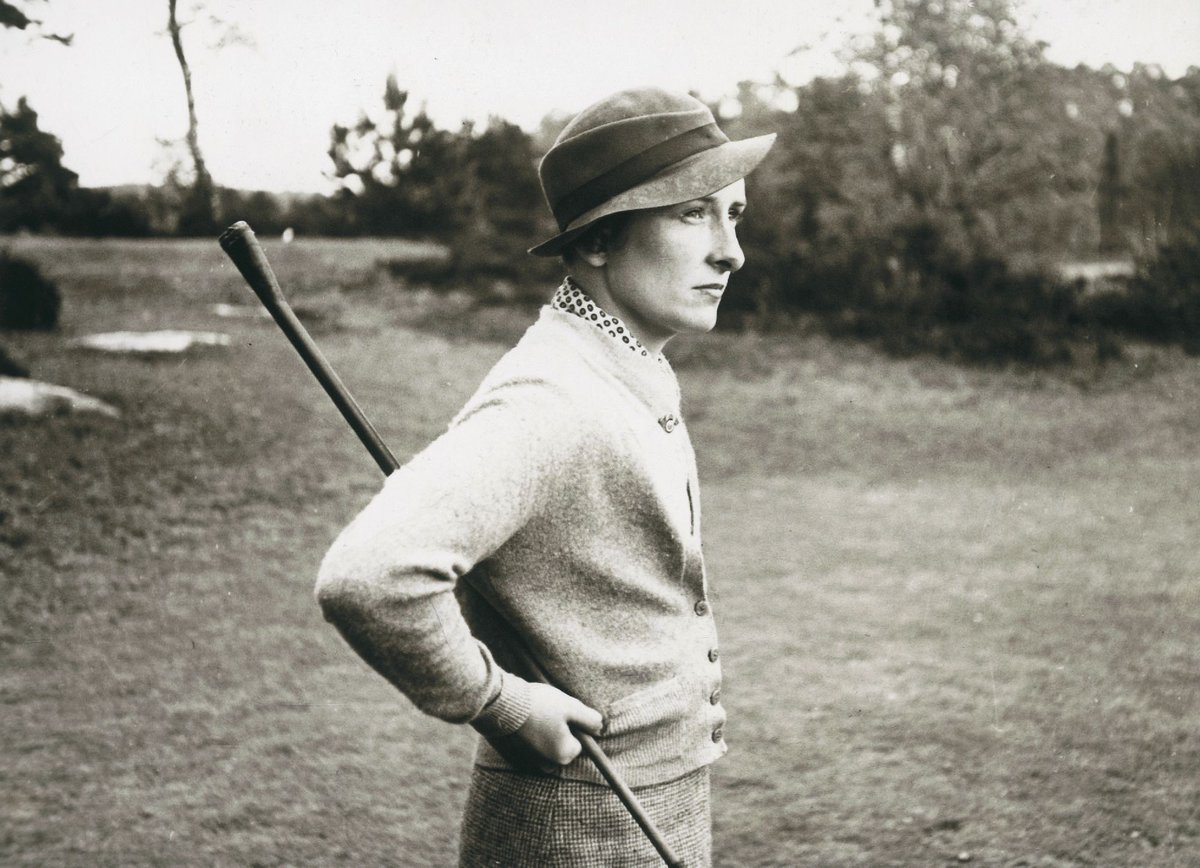 Happy birthday to the legendary golf player & wife of rené lacoste