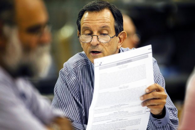 Should voters demand a recount?