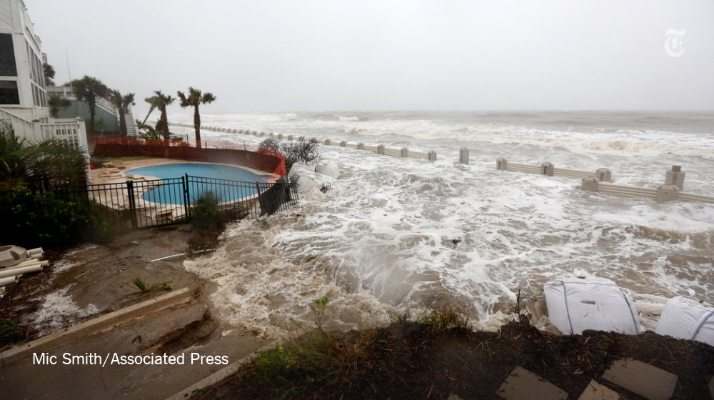 Rising sea levels are changing the way people think about waterfront real estate