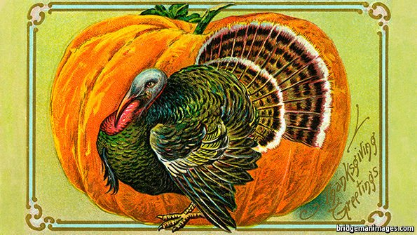 The pitfalls of celebrating Thanksgiving abroad for American expats. From the archive: