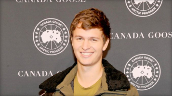 Ansel Elgort told us all about his Thanksgiving traditions