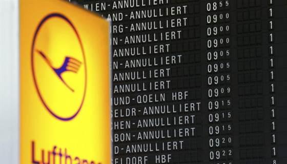 Pilots union says Lufthansa strike will last through Saturday