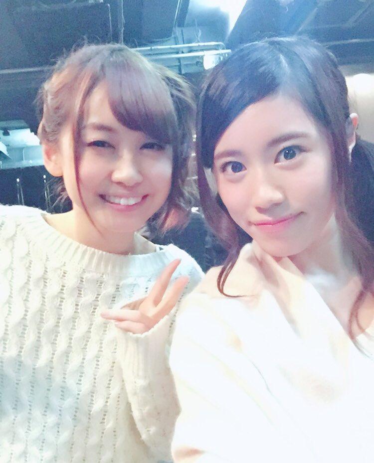 本日はi☆Risさん武道館ライブ‼️芹澤さんとは庶民サンプルのイベントや、せりざわーるどに出演させていただいたり✨若井さ
