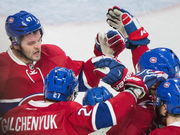 The Thanksgiving benchmark: Canadian teams poised for NHL playoffs at crucial U.S. holiday