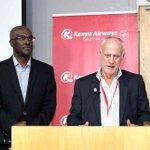 Mbuvi Ngunze resigns as Kenya Airways CEO