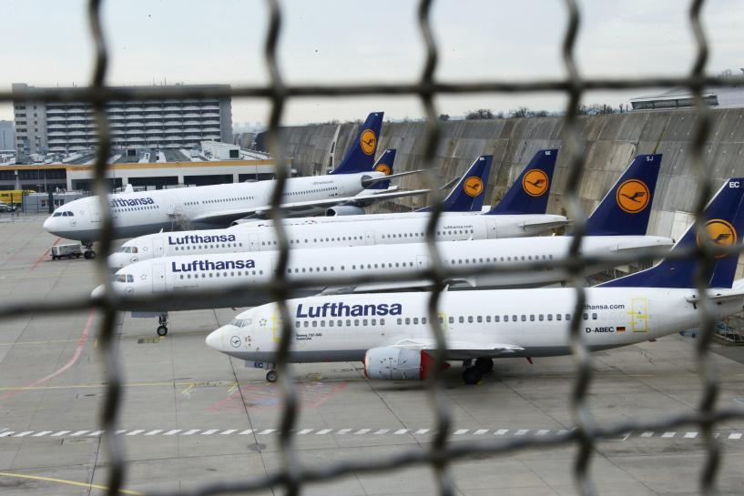 Lufthansa pilots extend strike until Saturday for long-haul flights