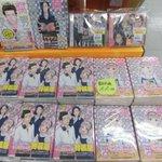【新刊情報】一迅社より、#みちのくアタミ 先生の「#腐男子高校生活 3 通常版・特装版」が発売されました!特典は書店共通