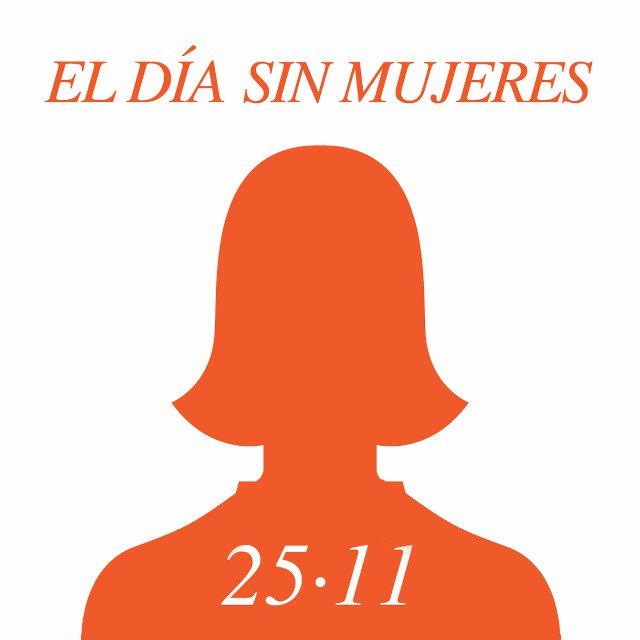 25 de Noviembre de 2016, el Día que Colombia quedará sin Mujeres en rechazo a toda forma de violencia contra la Mujer #ConMaltratoNoHayTrato https://t.co/p8SMm0KUwN