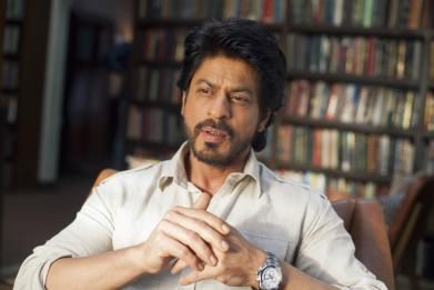 Bollywood star @iamsrk on why he owes his career to women