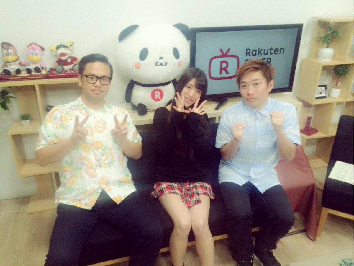 【横山なつみ】11/25本日は急遽横山なつみがRakuten Super Live TVに出演でした。パワフルコンビーフ