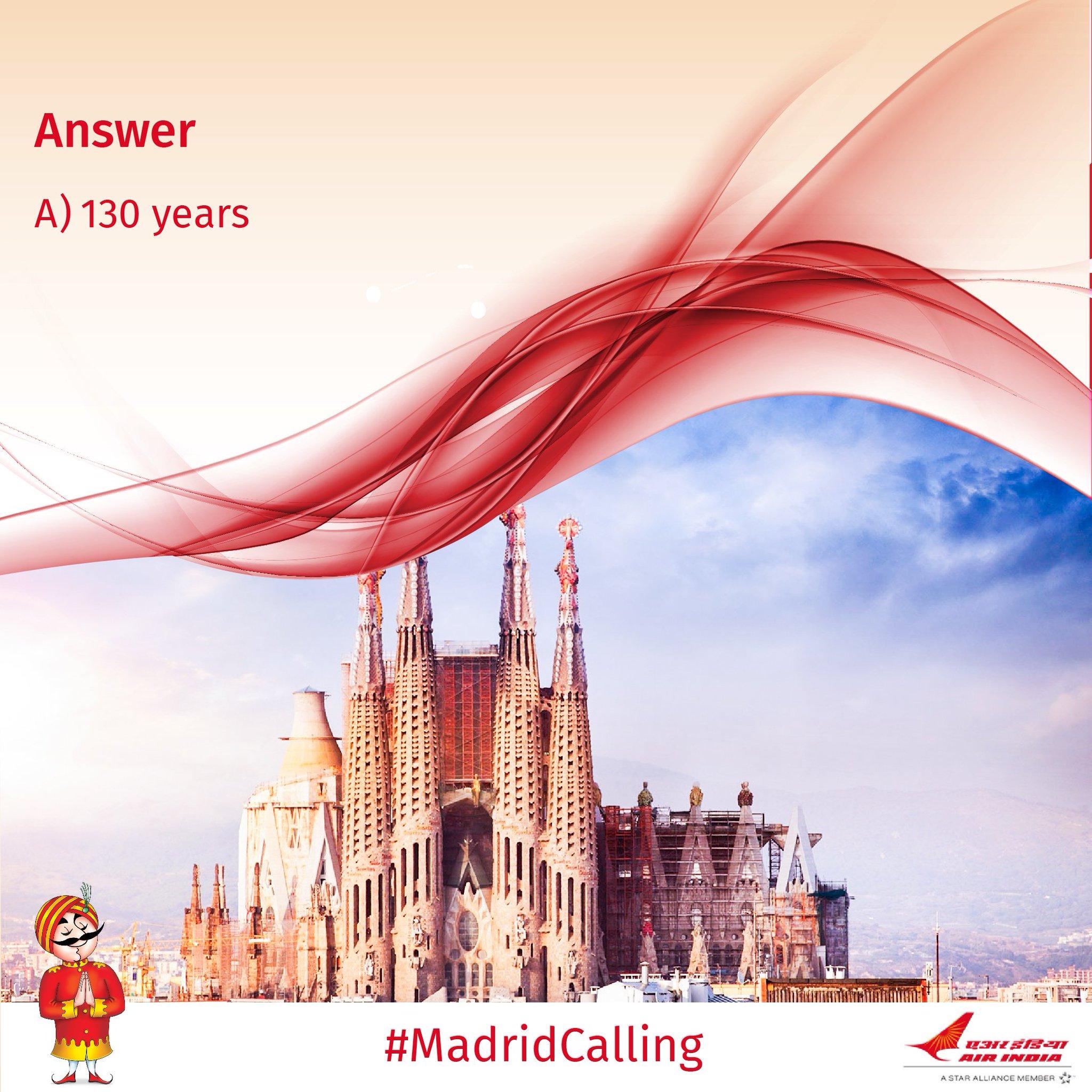 #MadridCalling  #Contest  #Answer5  #FlyAI https://t.co/I2kMVgbejX