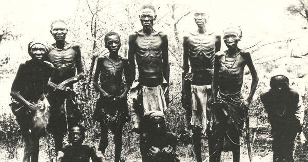 Herero et Nama, premier génocide du XXesiècle https://t.co/e6bGZKKTR1