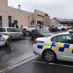 Manhunt after Greerton robbery