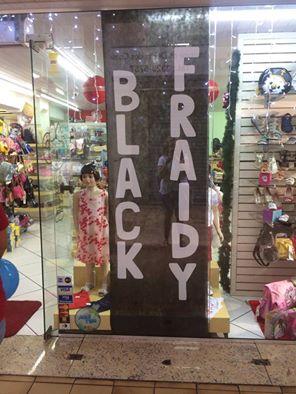 #BlackFriday: Black Friday