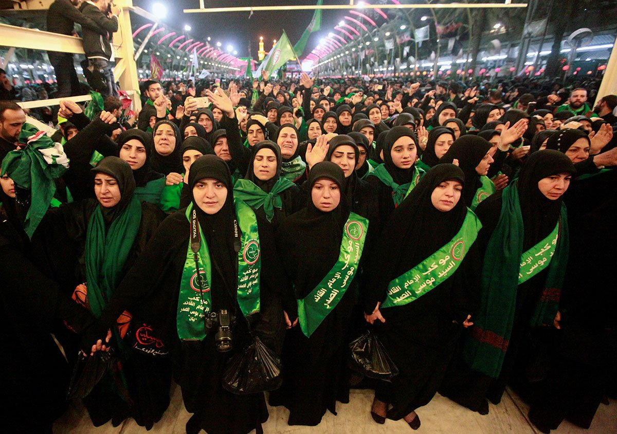 Week in Pictures : From Arbaeen to Thanksgiving