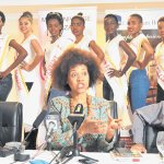 Beauty queens lined up for Miss Universe TZ