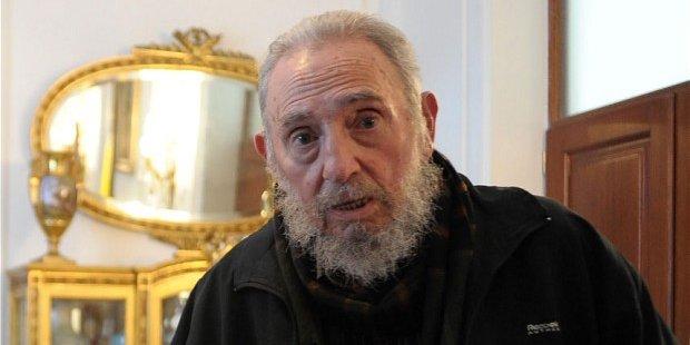 Former Cuban leader Fidel Castro dead at age 90, state-run media reports https://t.co/vVXOrN5va9 https://t.co/XbfPMEELaN