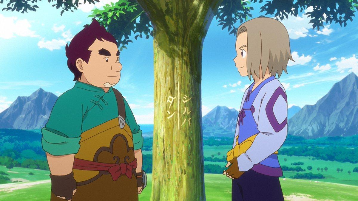 【アニメ】明日27日放送の第9話にはDAIGOさんがゲスト出演!ダン先輩の旧友・シルバを演じています!そして第9話のタイ
