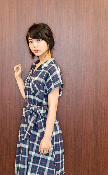 「咲-Saki-」主役の宮永咲を演じる美波ちゃんへの取材記事。「静かな人と静かな場所へ行きたい」と理想の恋愛についても語