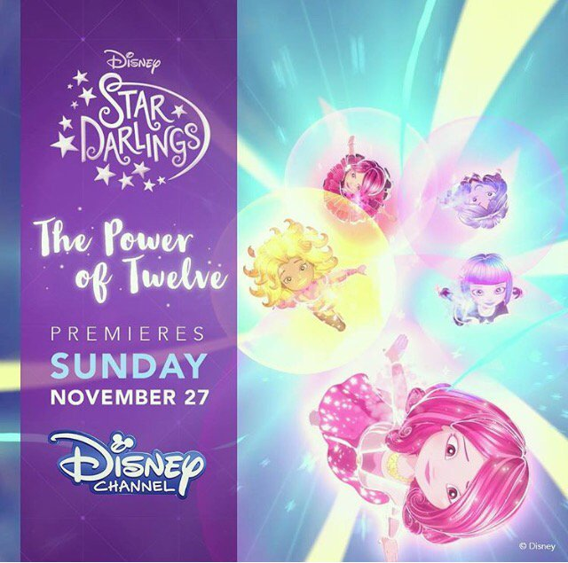 RT @MuldoonPatrick: RT! StarDarling's 2mrw @DisneyChannel 930am PST @ShanaZappa https://t.co/aOsYQo8EVa