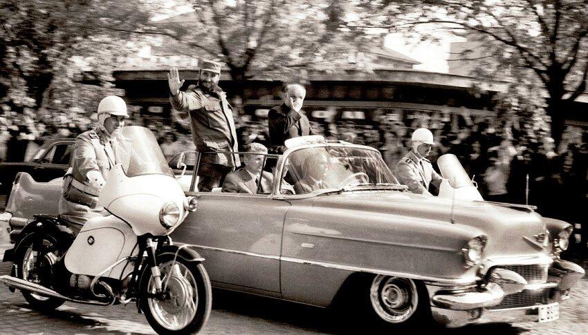 #FidelCasto: Fidel Casto