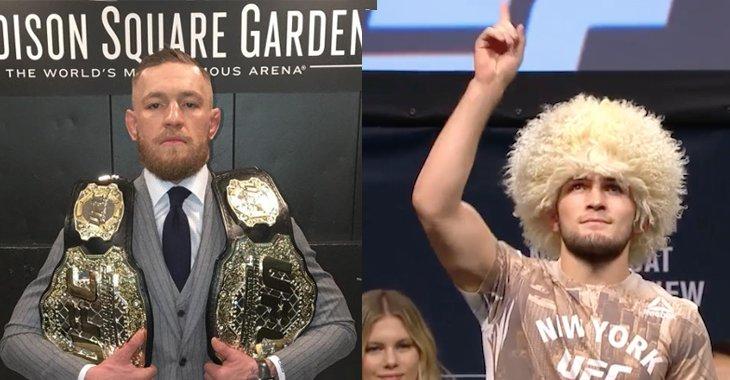 VIDEO   Khabib Nurmagomedov on Conor McGregor bout: 'I wan... https://t.co/q2JT3tMsyX via @bjpenndotcom #MMA #UFC https://t.co/CKQdgrETJw