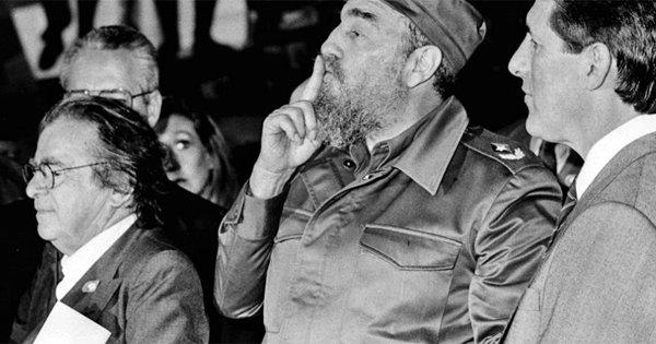 Morreu Fidel