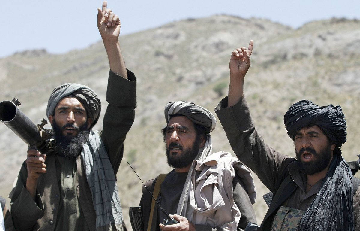 Leaders of the Taliban may have moved to Afghanistan from Pakistan