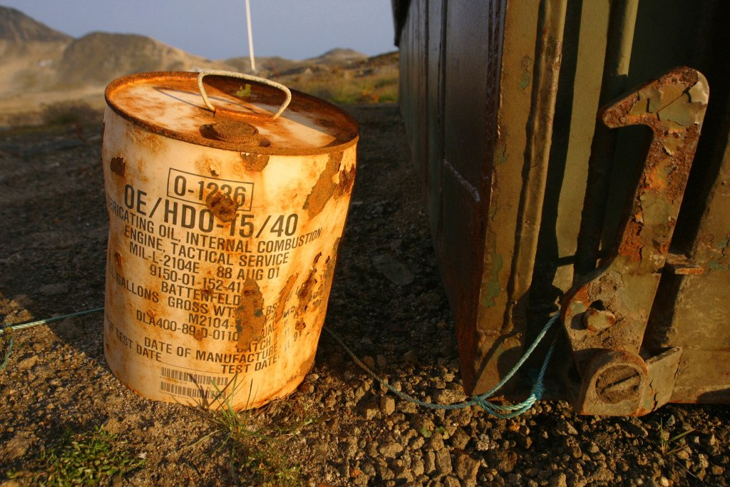 Denmark urged to clean up US military waste in Greenland