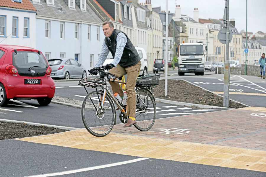 Salerie layout 'challenges car takes priority culture' « Guernsey Press