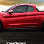 Alfa Romeo Stelvio Follows The Pickup Trend