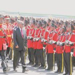 Magufuli commissions 194 army officers