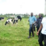 King Oyo urges youths to engage in farming