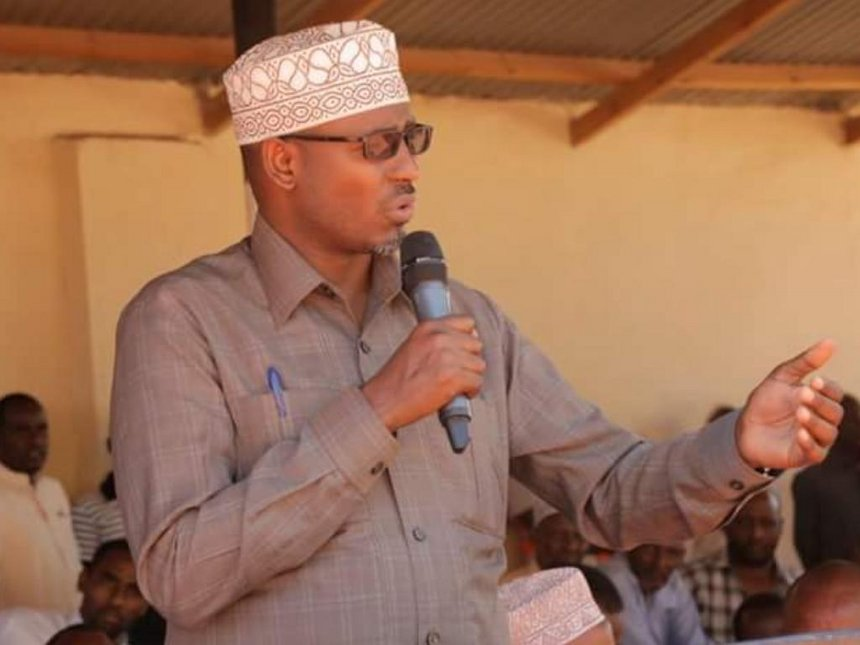 Jubilee is diverting attention on corruption by attacking counties - Governor Abdullahi